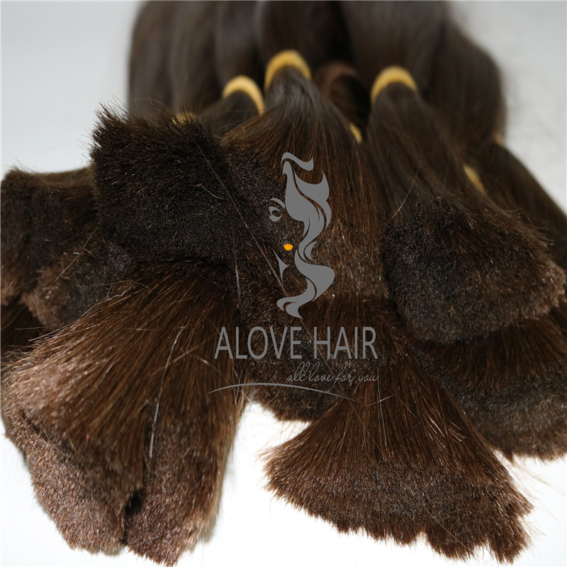 Alove hair factory Human hair extensions stock list