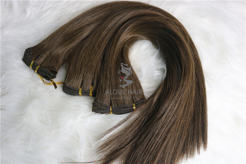Best hand tied wefts near me
