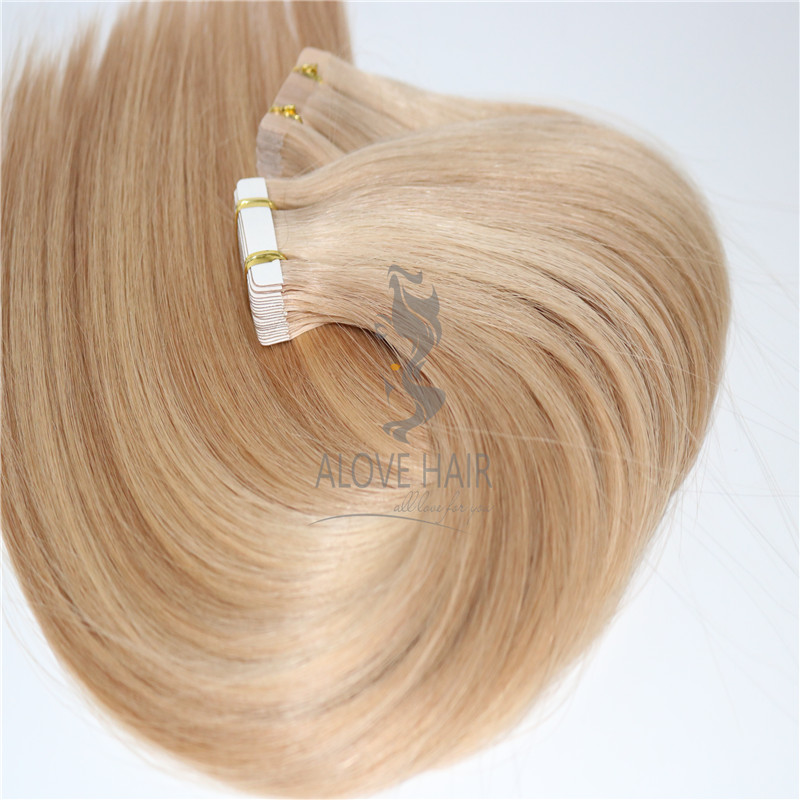 China balayage tape in hair extensions manufacturer