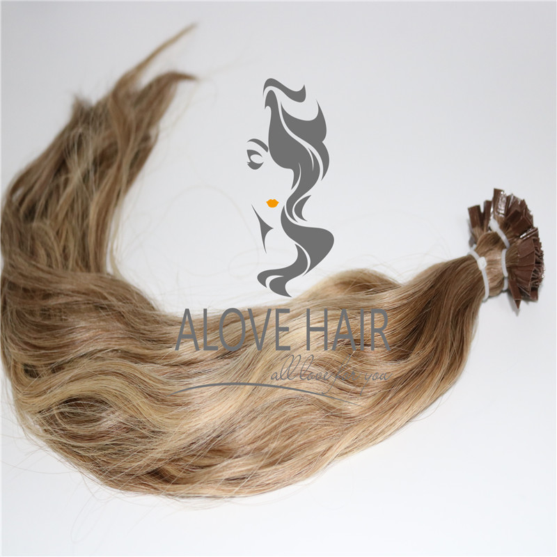 China best V tip keratin fusion hair extensions supplier