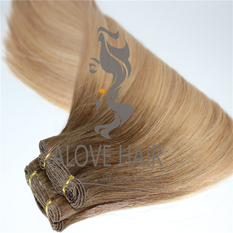 Russian Mongolian hand tied hair extensions London Ontario