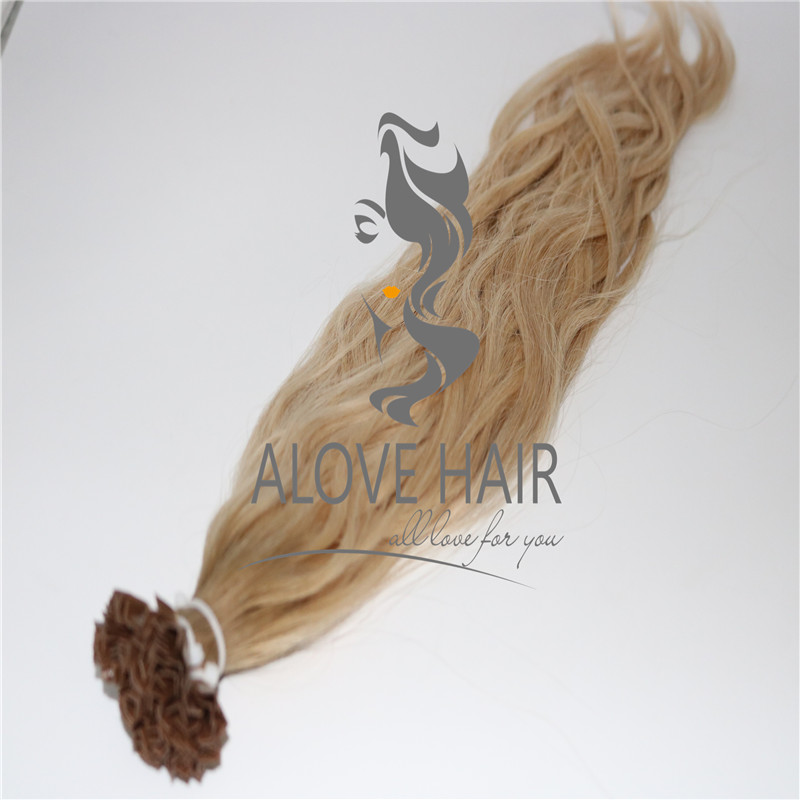 Whoelsale v tip hair extensions