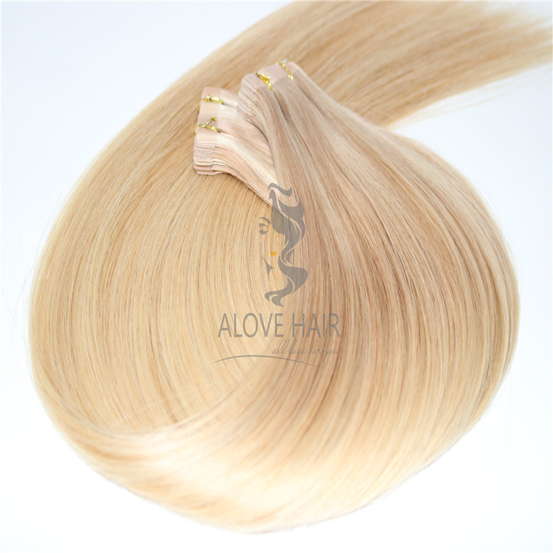 Wholesale balayage tape in hair extensions