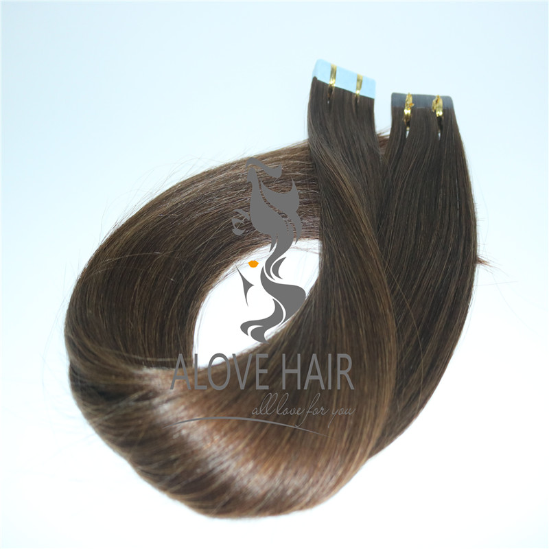 Wholesale cheap 22 inch tape in hair extensions