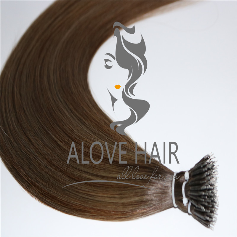 Wholesale cheap nano ring hair extensions