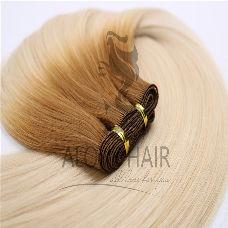 Wholesale hand tied wefts to hand tied weft extensions classes UK