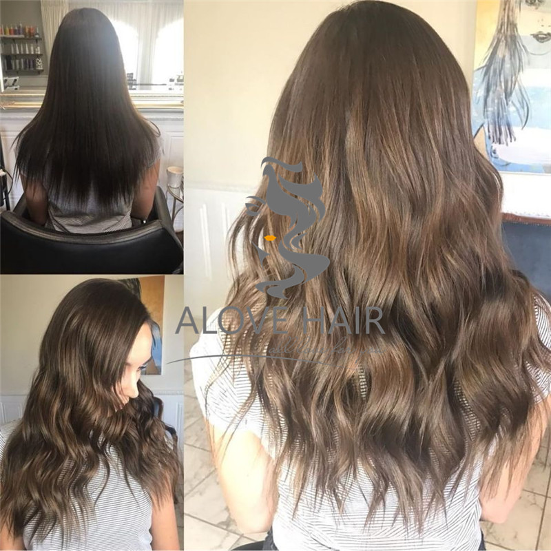 Best brand of hand tied extensions