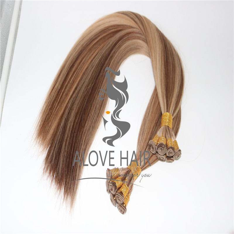 hand tied weft hair extensions wholesale.jpg