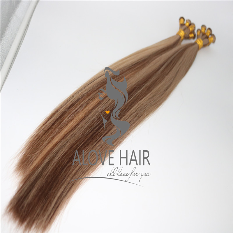 hand weft extensions vendor in China.jpg