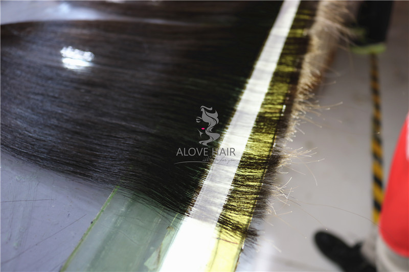 buy tape in extensions in mongolian hair factory