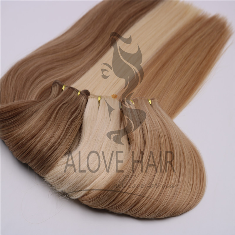 Wholesale hand tied extensions australia