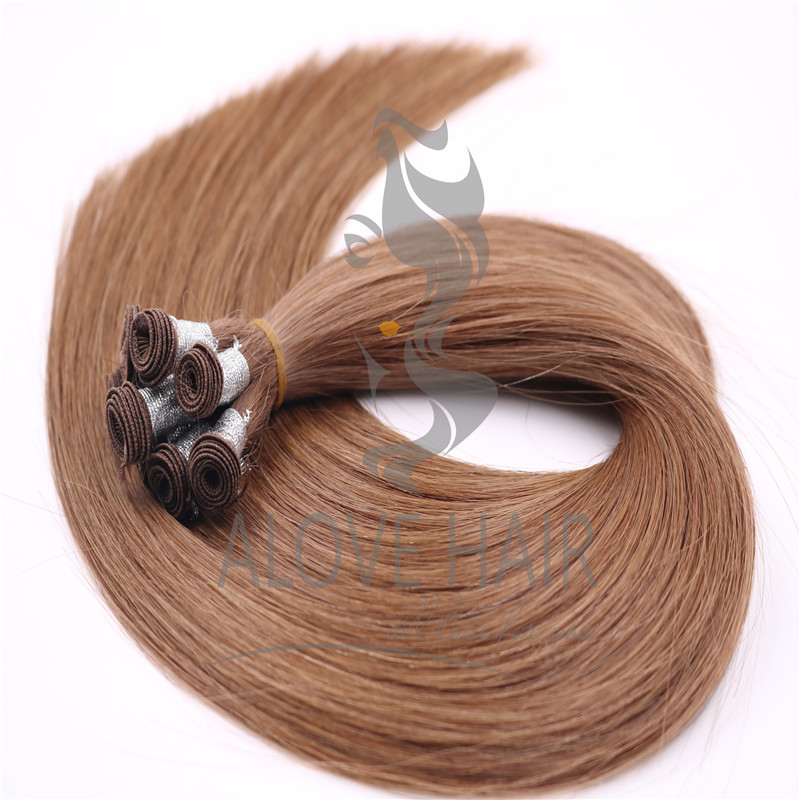 Wholesale no silicone beaded weft hair extensions toronto